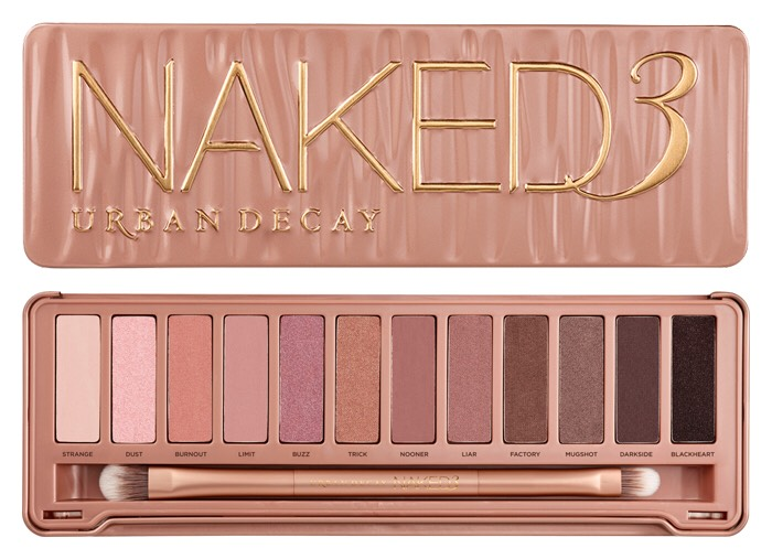 Naked palette 3.