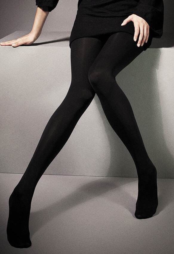 Don't chuck away your favourite summer dress because it's too cold... All you need is some thick tights, boots and a cardigan, this will make any dress look seasonable.