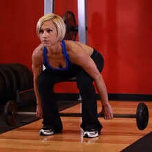 This is a hack squat- great for outer thighs. Make sure you keep your chest up during this exercise