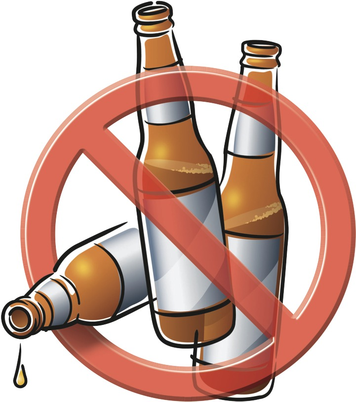 Drinking alcohol will dehydrate you and make your skin a lot more prone to burns. It will also increase chances of blemishes and contracting heat related illnesses like heat stroke.