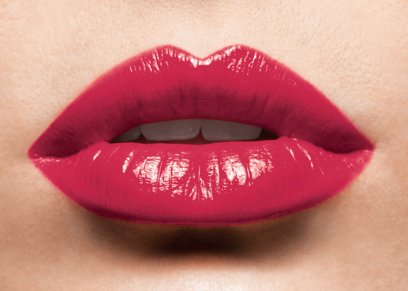 Exfoliate your lips to make them super soft. Pretty lips are a great asset to girl that are easy to maintain and beautify.