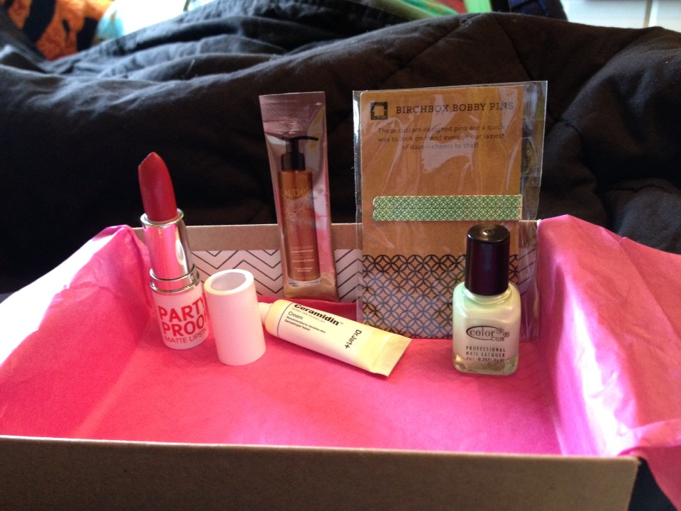 The quality is the best for the price. You get higher end products then ipsy. Ipsy sends mostly drugstore priced products which is great but for those who want more luxurious products, birchbox is a great way to try them before buying