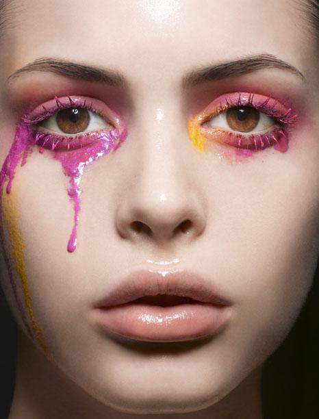 8. Prevent Melted Makeup