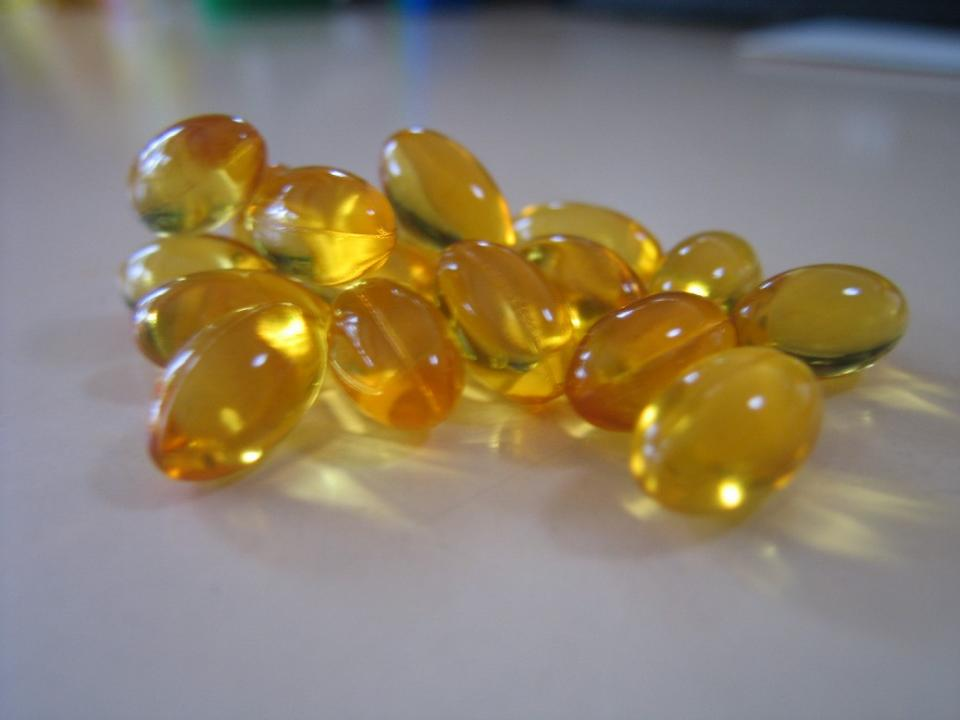 Take one cod liver oil every day or two for longer hair and clearer skin.