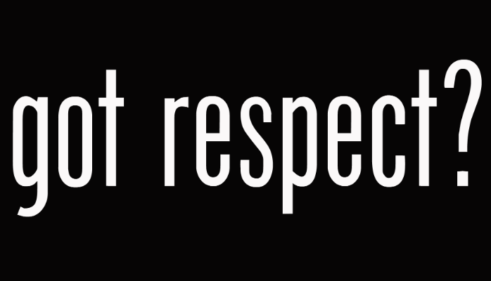 RESPECT: both you and your partner should not only respect eachother but also the things in your relationship. For example, if your bf/gf doesn't like one of your friends you should still have respect around them. respect is earned not given.