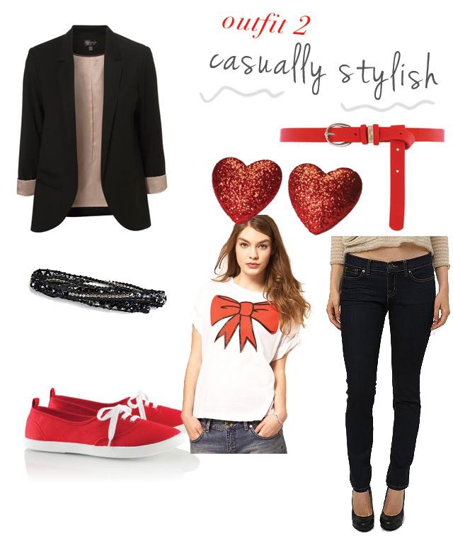 Schön Valentineu0027s Day Outfits Ideas