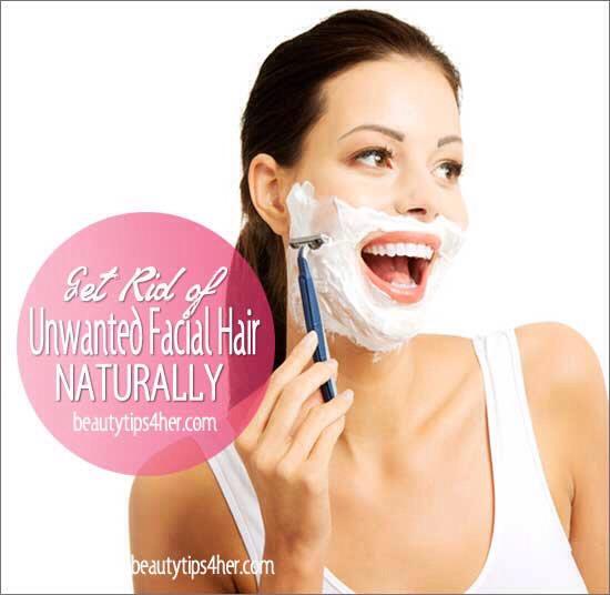 How To Lighten My Facial Hair Naturally