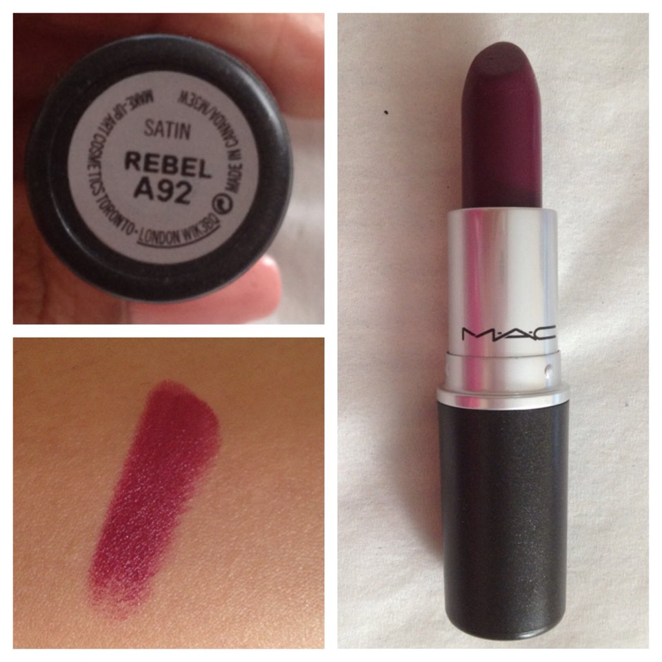 Mac Amorous Beautiful Berryish Plum Color With Hint Of Red Satin Finish Hours Wear Time Idea Lfor Offcie