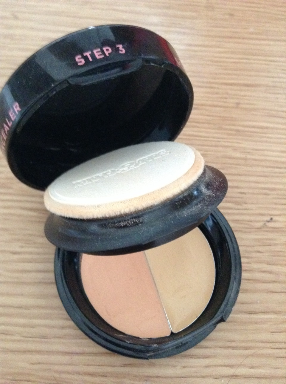 Soap and glory kick ass concealer not super cheap but brilliant