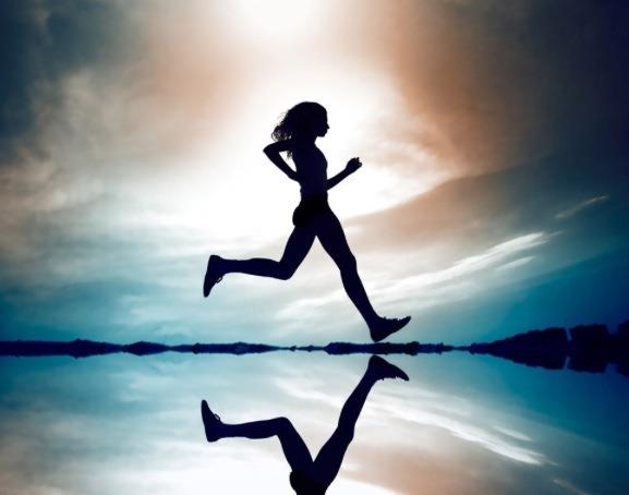 Jogging 500 calories per hour