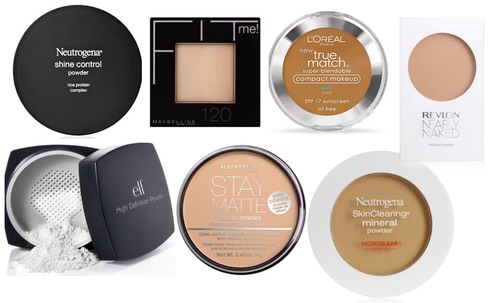 You will also need powder to set your foundation my favourite is the NYC smooth face powder , it makes my face very smooth