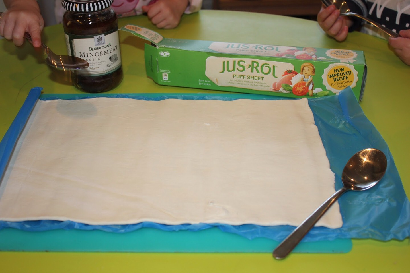 •just rol puff pastry