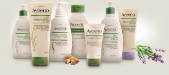 All Aveeno products work great! Apply a fragrance free lotion to the areas. I prefer Jergens moisturizer or any Aveeno lotion. I have eczema all over my face, neck, and in the bends of my arms. I use this technique 2 times a day. It really helps!
