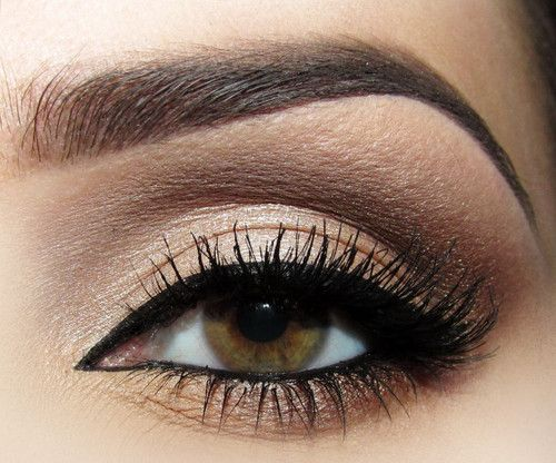 This is how to make the perfect natural looking smokey eye for anyone.
