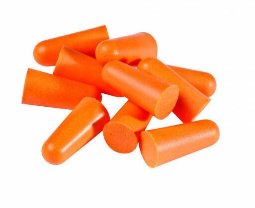 Ear Plugs Neighbors are being loud? Roommate is pulling a late night study session? Need to concentrate? These are very useful.