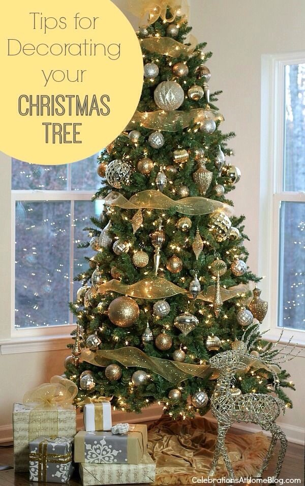 Christmas Tree Decorating Tips By Hilary Madler Musely