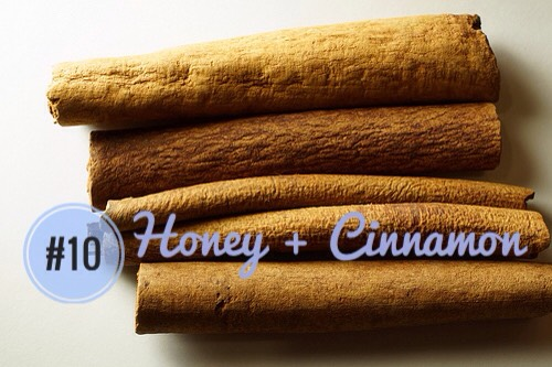 The combination of honey + cinnamon is extremely beneficial for the skin, + the sticky strips will pull blackheads from your skin, leaving your face with a fresh, healthy glow. Also, the combination of honey + cinnamon smells simply wonderful! INGREDIENTS + SUPPLIES |  (+) Cotton strips (+) Cup or small bowl (+) Honey (+) Cinnamon (+) Makeup brush or cotton balls