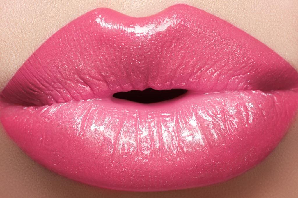 Pink shimmer shiny shone!!!