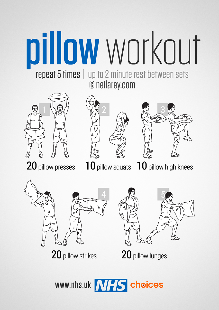 Simple Workouts That Could Help You 👍💪 By Mariana Ibarra