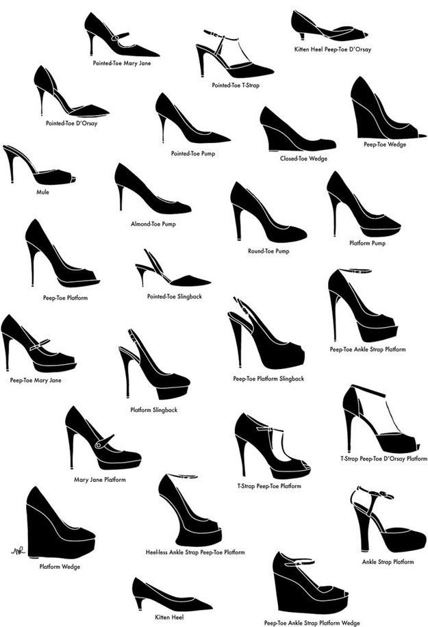 29. And shoe styles.
