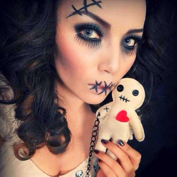Simple but cool voodoo doll