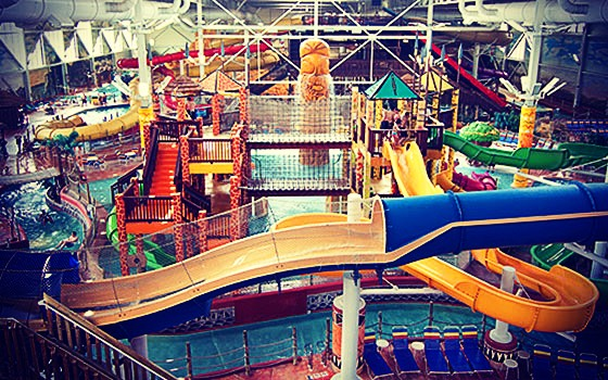 Wisconsin Dells ( Kalahari Resorts and Spa)