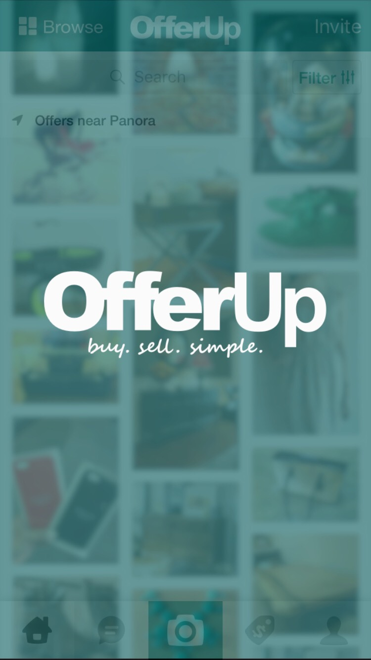 3.)Offer Up Offer up is basically a different type of craigslist so it can double as a money maker if you sell something.