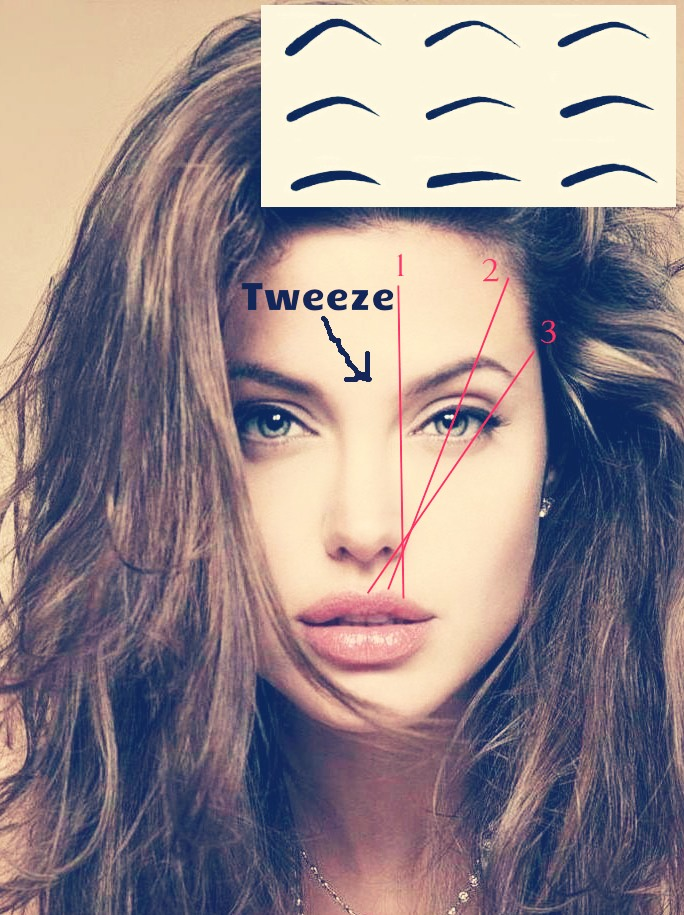How To Have The Right Length Of Eyebrows - Musely