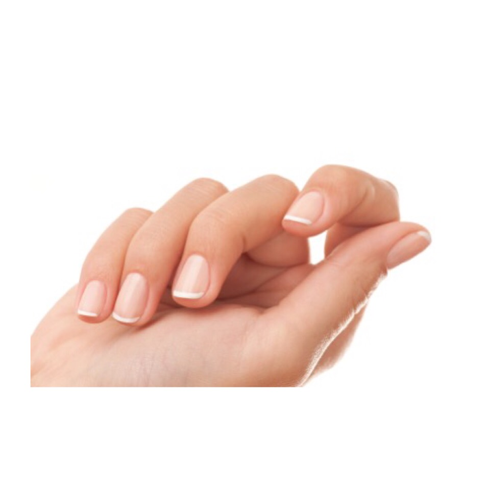 Put Vaseline on your nails to make them stronger.