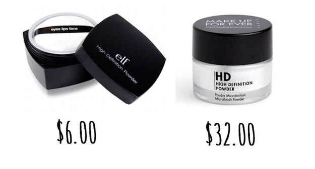 14. e.l.f. High Definition Powder: The loose, lightweight finishing powder goes on translucent, and reviewers dub it as a worthy dupe of Makeup Forever's Microfinish Powder — at a fraction of the cost.