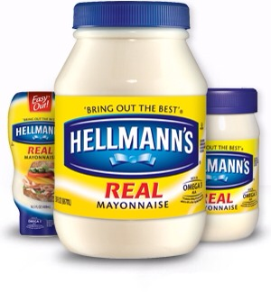 Grab a jar of mayonnaise and just scoop some of the mayonnaise into your dry hair. Make sure to get the ends of your hair really good because that's usually the most dry part (if you have an oily scalp just put it on the ends of your hair)