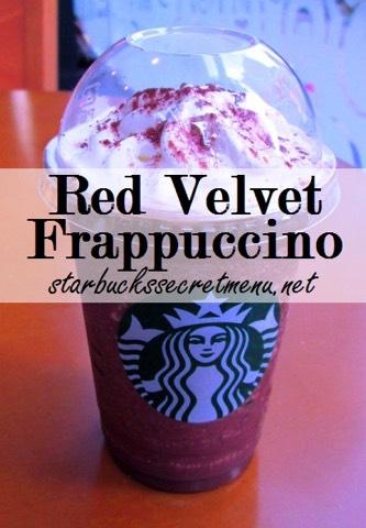 •Half White Mocha/Half regular Mocha Frappuccino •Add raspberry syrup (1 pump tall, 2 grande, 3 venti) •Blend and top with whipped cream!