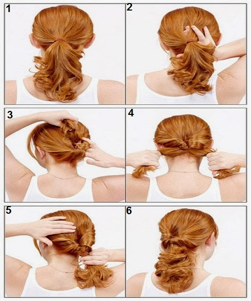 hair styling tutorials beautiful hairstyles tutorials musely 8094