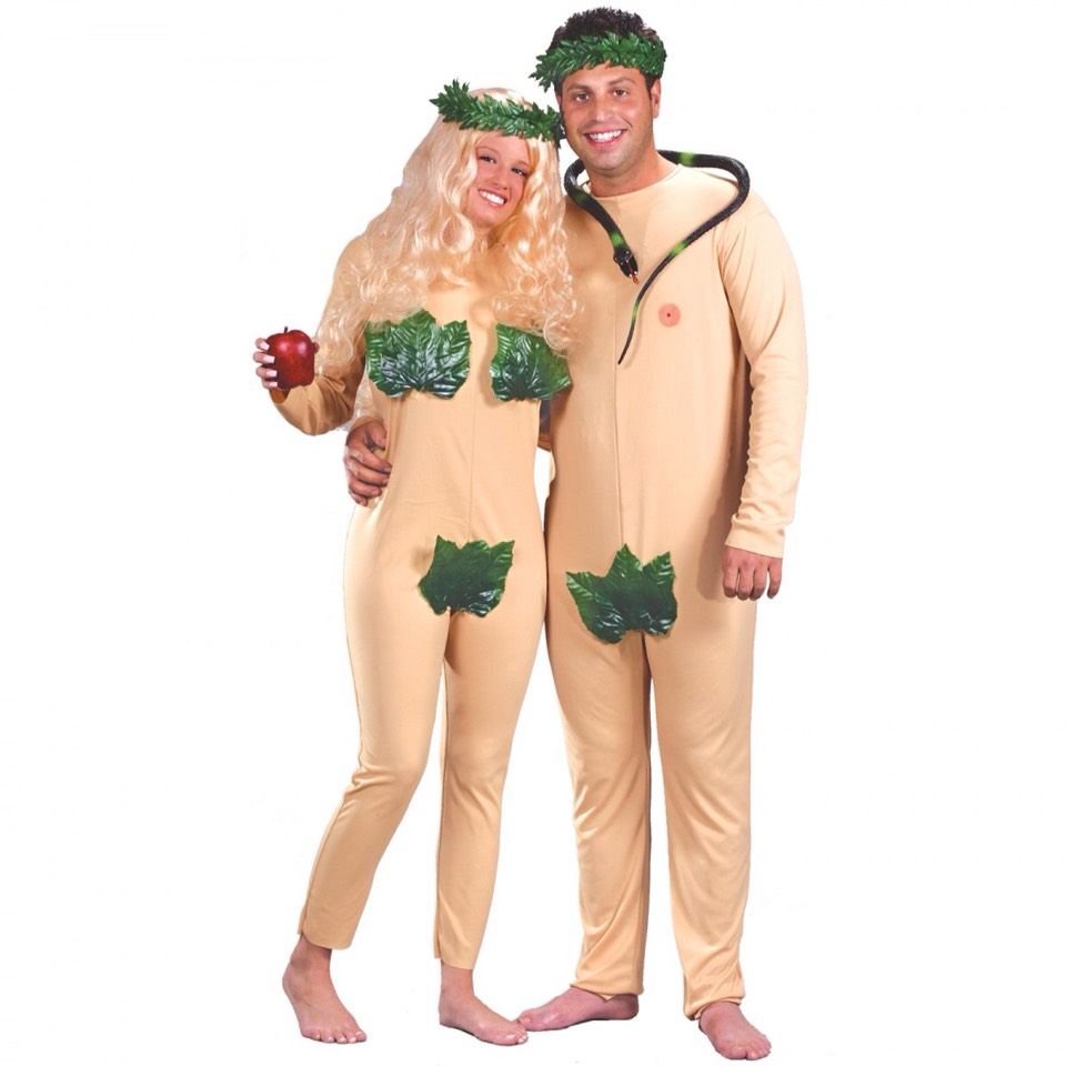 19. Adam and Eve (couples)