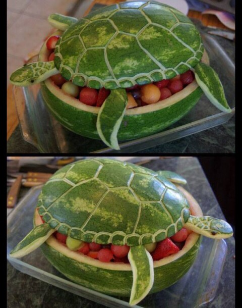 Brilliant Watermelon Summertime Fun!  #SummerVibes