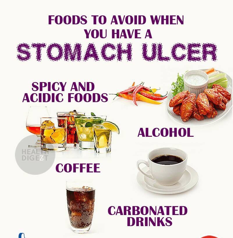 Foods To Eat During Stomach Ulcers