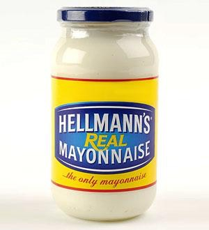 Mayonnaise is a wonderful component for treating dry hair at home. It is important to note that it contains enough of protein that will assist you in making your hair soft as well as shiny.