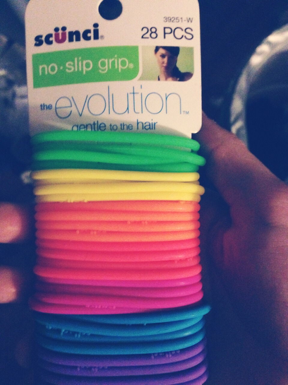 Get silicone hair ties