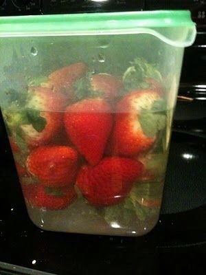Soak strawberries in chocolate vodka overnight. Dip in melted chocolate, allow to cool and enjoy :)