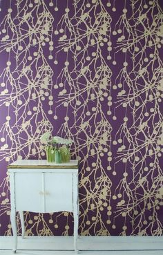 Voila! You're papered. If you're still torn between paper or paint, check out these modern wallpaper looks: