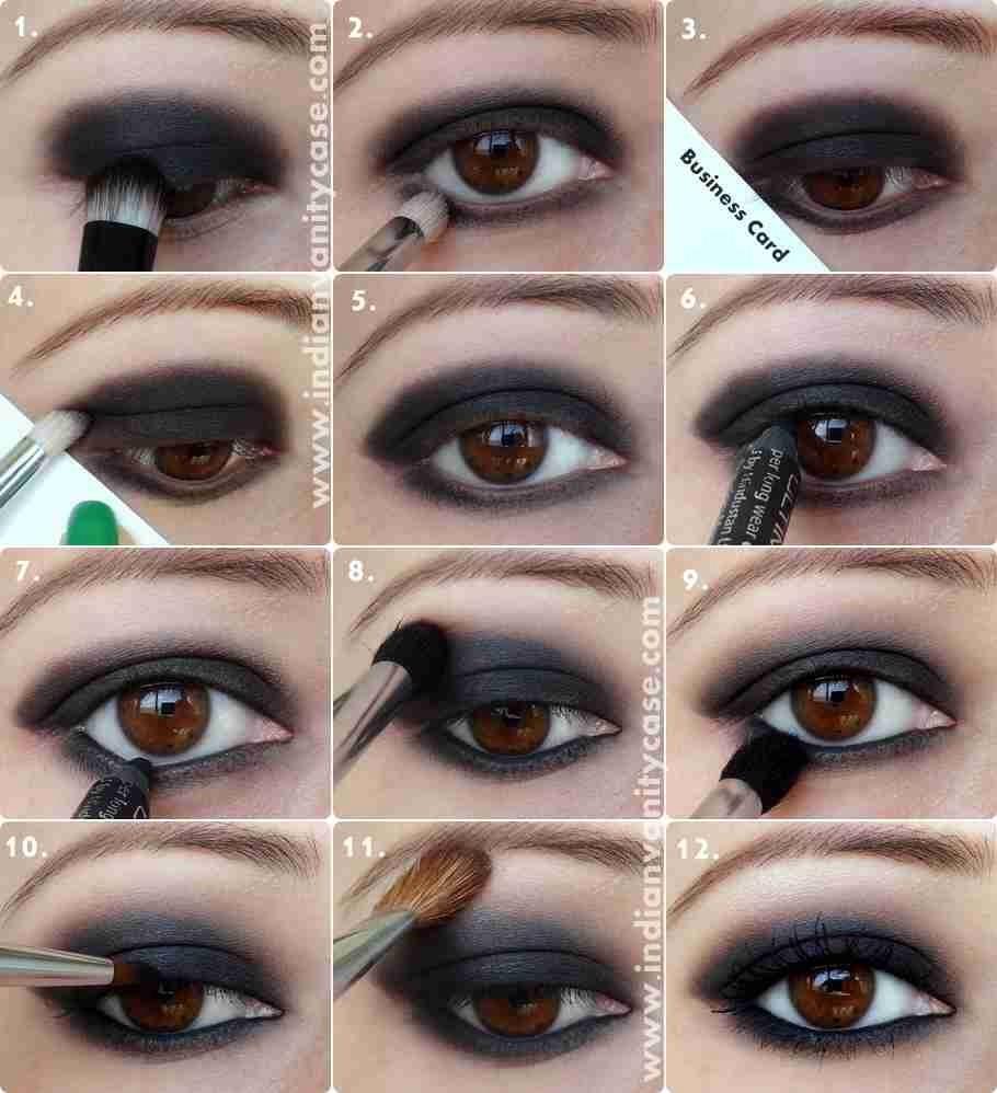 Deep Smokey Eye