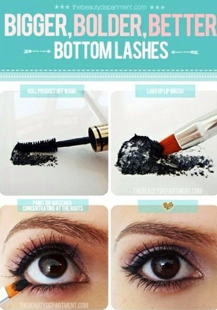 Don't forget to clean your makeup brush right after so it's ready to use next time you want to use it😊