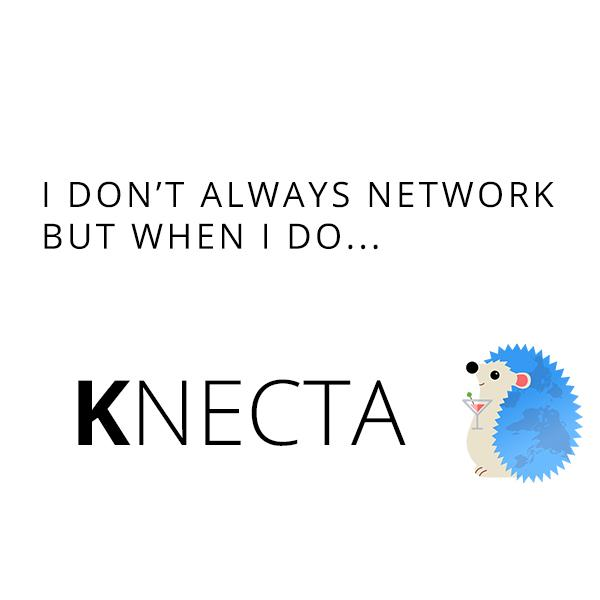 Check out Knecta - the latest and greatest professional networking app.   Knecta allows you to seamlessly browse and connect with nearby professionals.  Its professional networking made easy!  Check out Knecta on iTunes today!  https://app.adjust.com/rpdvs3