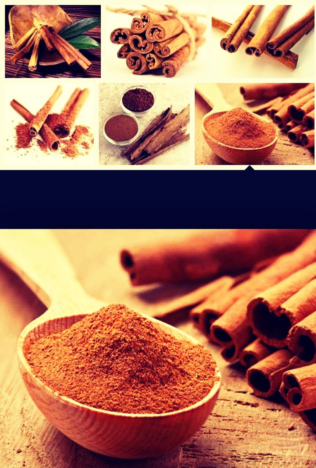Cinnamon~ assist in the metabolism of sugar and contains anti inflammatory properties 😀