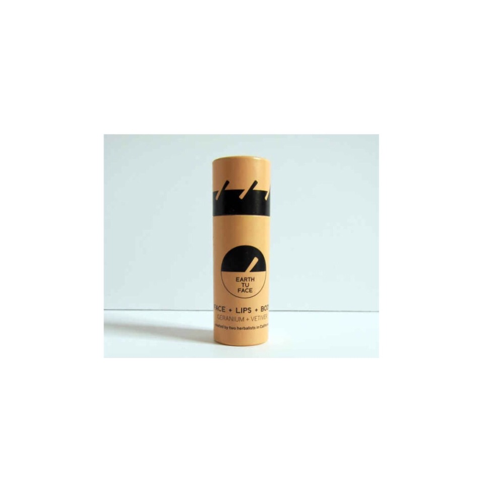Earth Tu Face Skin Stick This all-purpose skin salve won't really do anything to enhance your look, but it might make you feel like a glowing, organic goddess. $34 at Blades Natural Beauty.