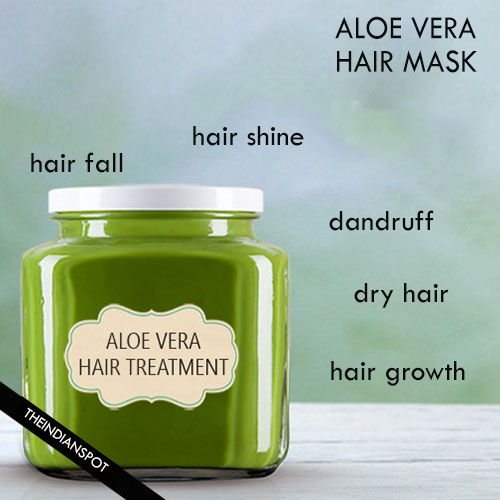 Aloe Vera is also a very great thing to use if you're having problems with your hair. It has many vitamins and will well rejuvenate your hair. Aloe is a very great moisturizer and feels great.