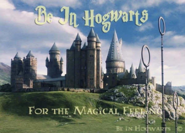 Hogwarts to bad it's not real 😔
