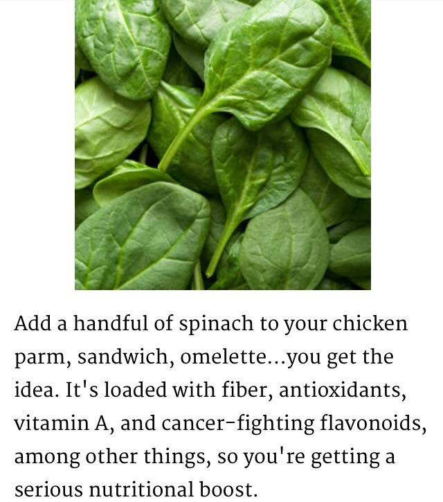 When you mix it in with chicken or use it in place of lettuce in your salad it tastes great. Also if you use it for a salad make sure you try to avoid fatty dressings like ranch.