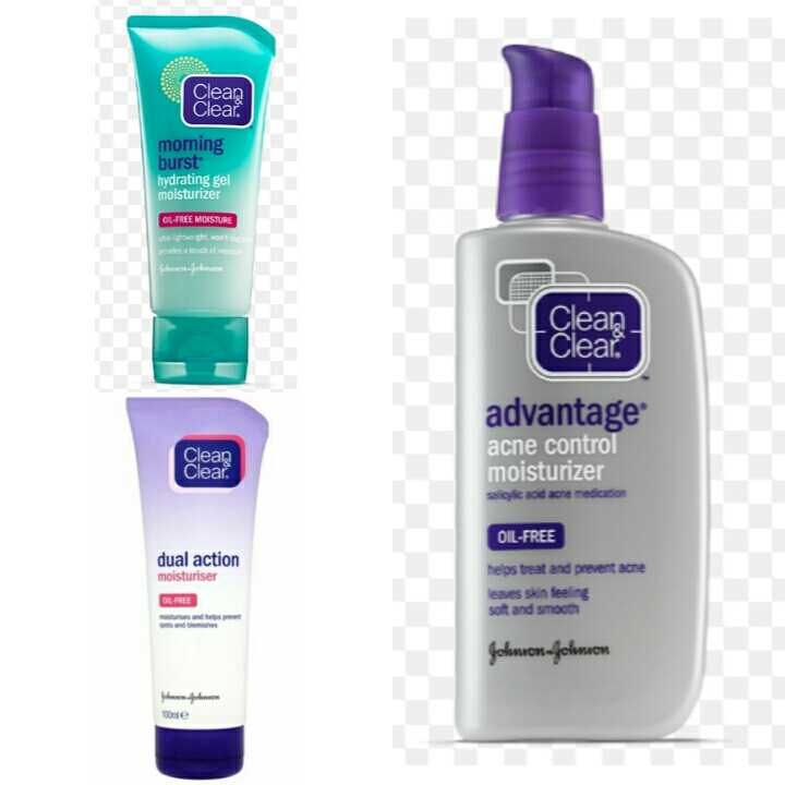 I am using the Dual action moisturizer at the moment and I have  found that the trick is to put a small blob on your finger and apply to your face and leave to dry a little before applying makeup, this makes makeup easier to apply.