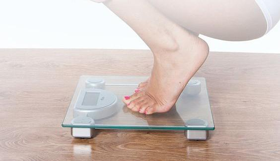 Best time to weigh yourself?  First thing in the morning - this will be your most accurate weight.